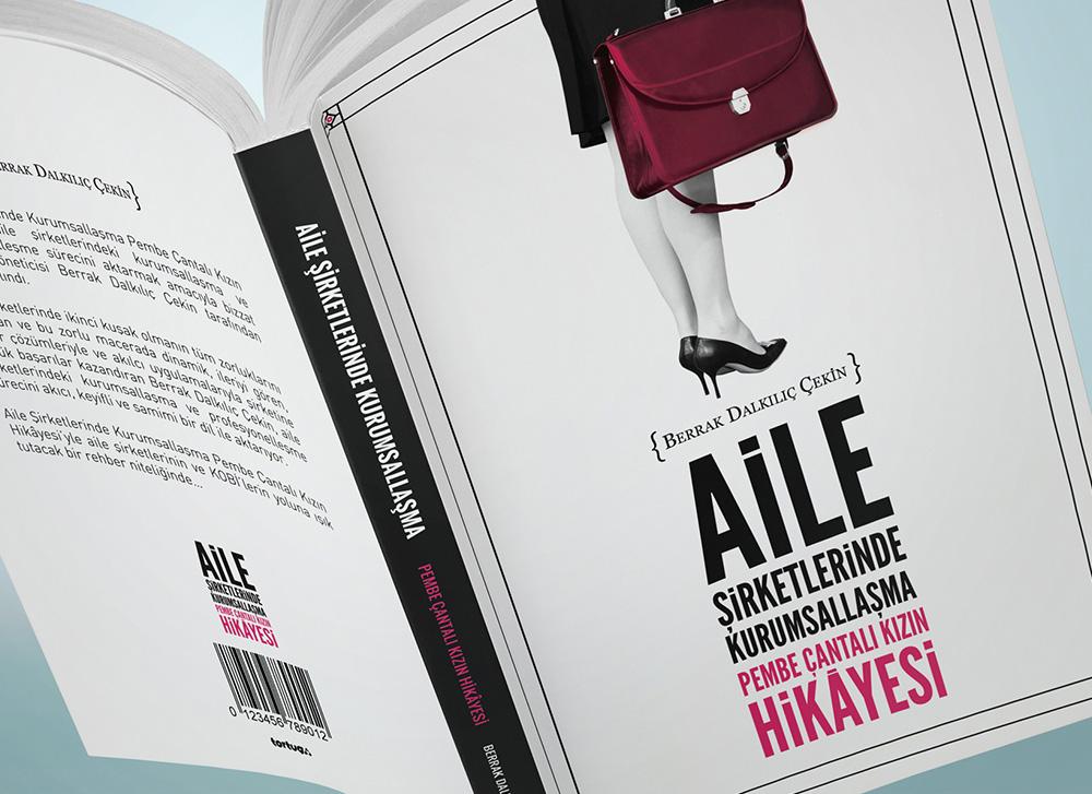 Volkan Aksoy Marka Stratejisi ve Tasarım Çözümleri - Aile Şirketlerinde Kurumsallaşma - Kitap Tasarımı