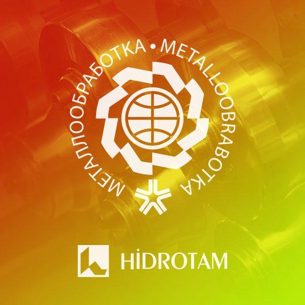 Volkan Aksoy Marka Stratejisi ve Tasarım Çözümleri - Hidrotam - Metalloobrabotka